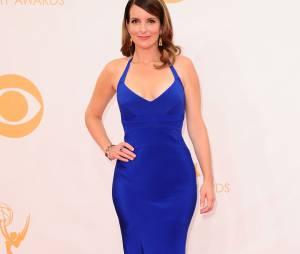 Tina Fey aux Emmy Awards 2013 le 22 septembre 2013 à Los Angeles