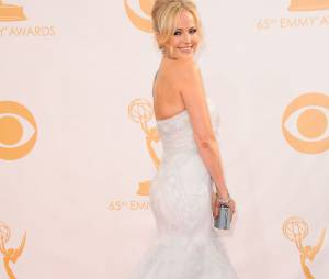 Malin Akerman aux Emmy Awards 2013 le 22 septembre 2013 à Los Angeles