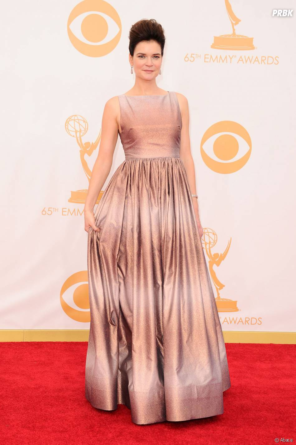Betsy Grant aux Emmy Awards 2013 le 22 septembre 2013 à Los Angeles