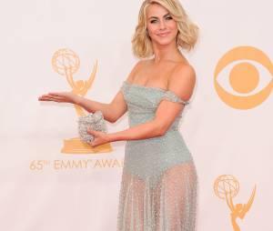 Julianne Hough aux Emmy Awards 2013 le 22 septembre 2013 à Los Angeles