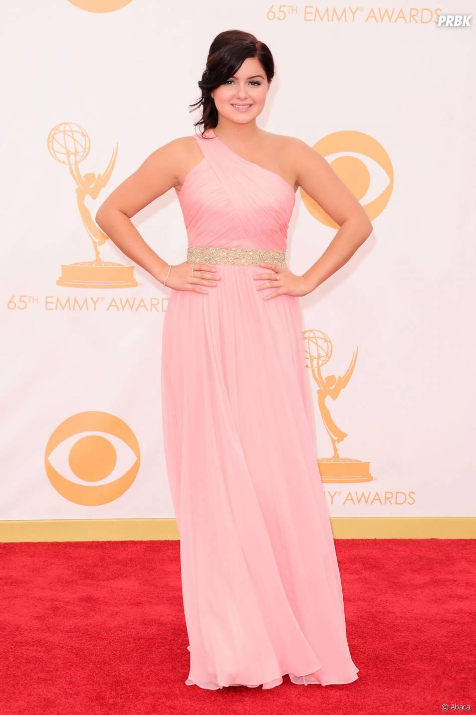 Ariel Winter aux Emmy Awards 2013 le 22 septembre 2013 à Los Angeles