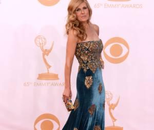Connie Britton aux Emmy Awards 2013 le 22 septembre 2013 à Los Angeles
