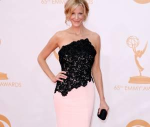 Anna Gunn aux Emmy Awards 2013 le 22 septembre 2013 à Los Angeles