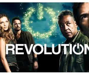 Revolution saison 2 : bannière avec les acteurs
