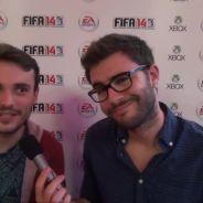 FIFA 14 : Omar Sy, Orelsan, Kavinsky, lancement trois étoiles à la Gaîté Lyrique !