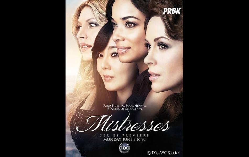 Alyssa Milano : poster de Mistresses