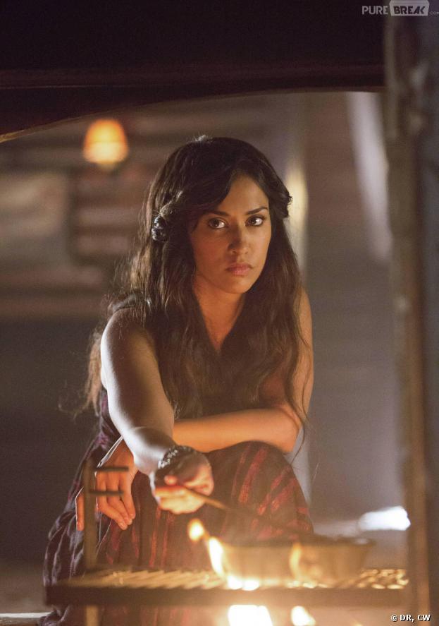 Vampire Diaries saison 5, épisode 3 : Janina Gavankar débarque