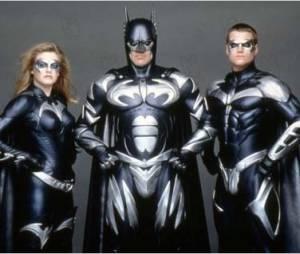 George Clooney était Bruce Wayne dans Batman & Robin