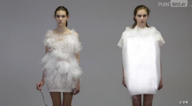 Playtime, un projet artistique de robe : nouvelle arme anti-paparazzi ?