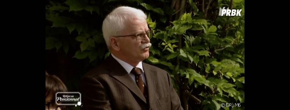 Retour au Pensionnat à la campagne : M. Bignan, directeur de l'école.
