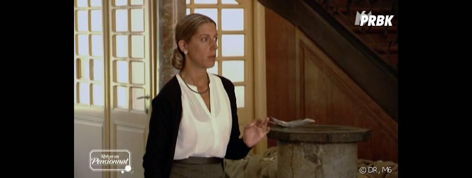 Retour au Pensionnat à la campagne : Mlle Lareigne impose ses règles.