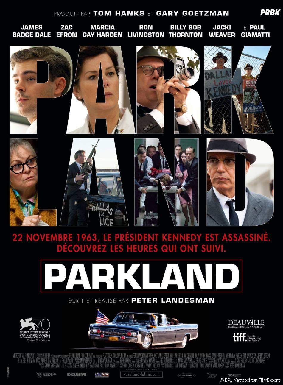 Parkland au cinéma le 2 octobre