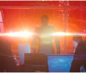 Star Trek Into Darkness : halos lumineux à gogo