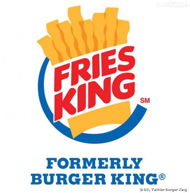 Burger King change de nom pour... Fries King