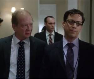 Scandal saison 3, épisode 1 : Cyrus et James dans un extrait