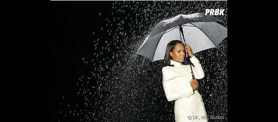 Scandal saison 3 : Oliviasur une photo promo