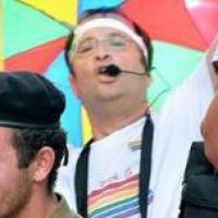 François Hollande : nouveau sosie déniché à la Gay Pride de Jérusalem