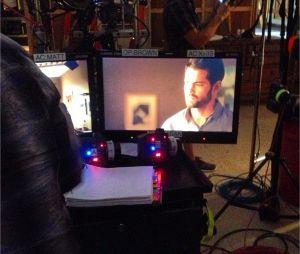 Dallas saison 3 : Jesse Metcalfe en plein tournage
