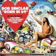 "Bob Sinclar : nu sur la pochette de l'album ""Born in 69"" en 2009"