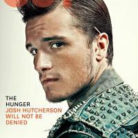 Josh Hutcherson plus qu'ouvert à l'homosexualité
