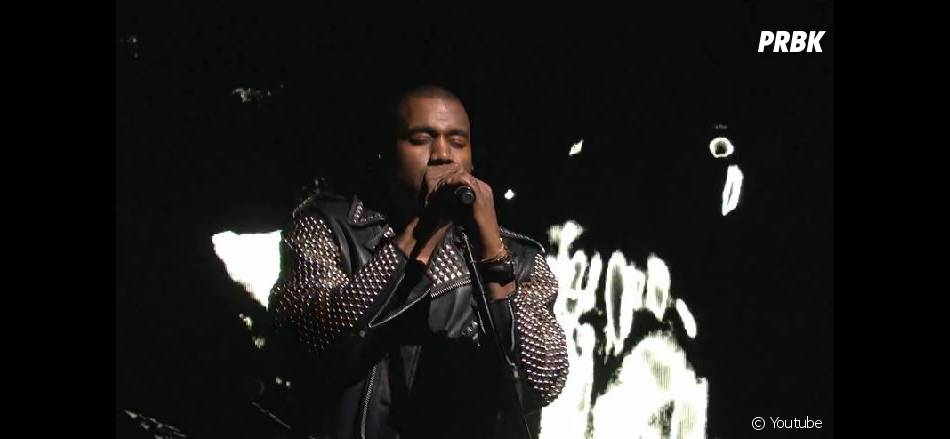 Kanye West est un génie et ne le cache pas