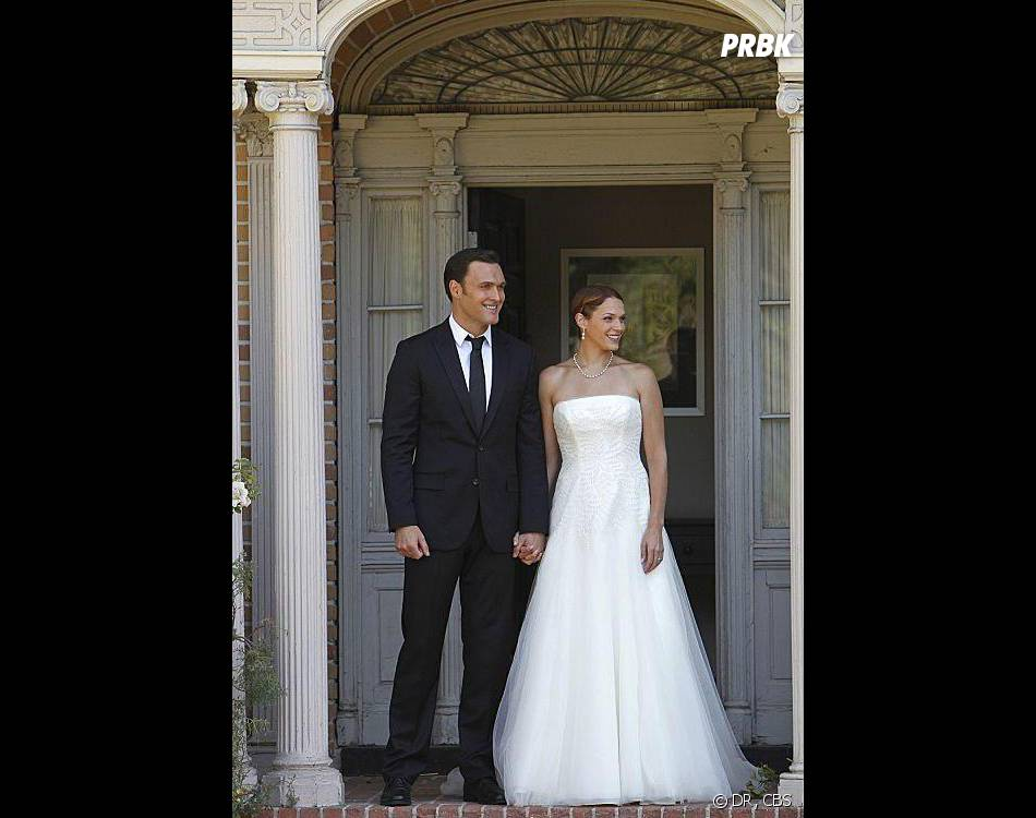 Mentalist saison 6 : Rigsby et Van Pelt enfin mariés