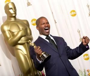 Jamie Foxx : Oscar du meilleur acteur en 2005 pour Ray