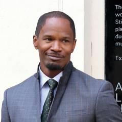 Jamie Foxx : héros du biopic sur Martin Luther King ?