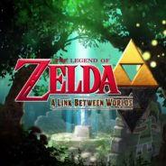 Zelda A Link Between Two Worlds : Hilda et Zelda prennent la pose en vidéo