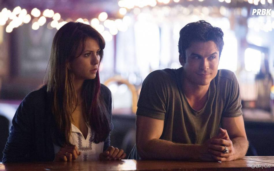 Vampire Diaries saison 5, épisode 3 : Elena et Damon