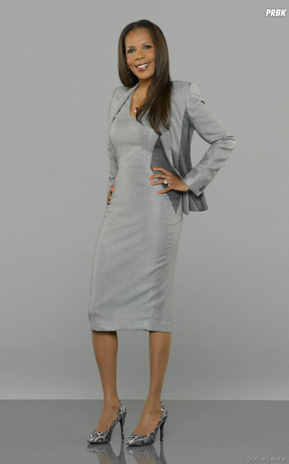 Castle saison 6 : nouvelle photo promo avec Penny Johnson Jerald