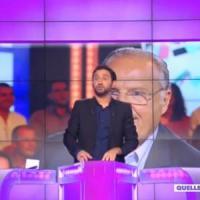 "Touche pas à mon poste : Cyril Hanouna promet un ""mea culpa"" de Gérard Louvin"