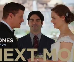 Bones saison 9, épisode 6 : bande-annonce pour le mariage