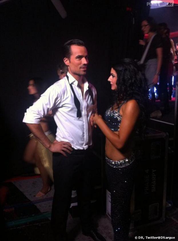 Danse avec les stars 4 : Damien Sargue veut dédier sa victoire à sa fille