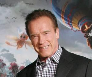 Arnold Schwarzenegger veut être Président