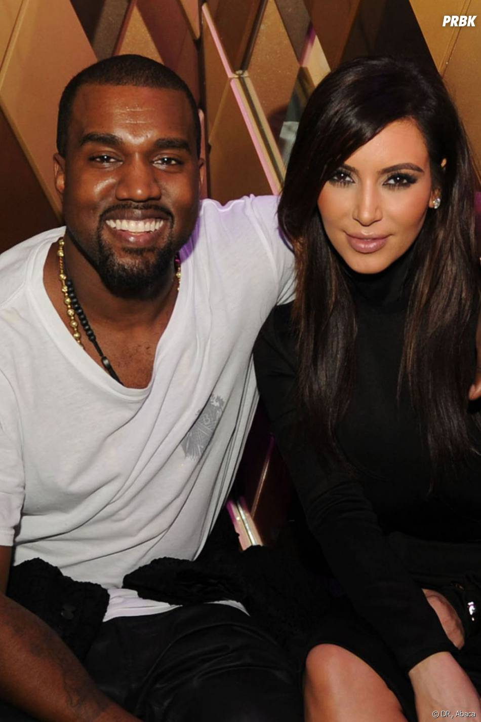Kim Kardashian et Kanye West : bientôt mariés