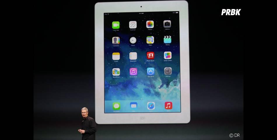 Keynote d'Apple du 22 octobre 2013 :
