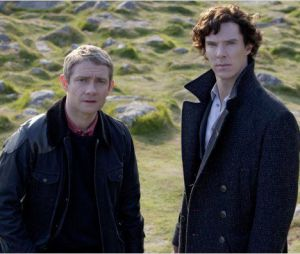 Sherlock saison 3 : la série de retour en janvier 2014