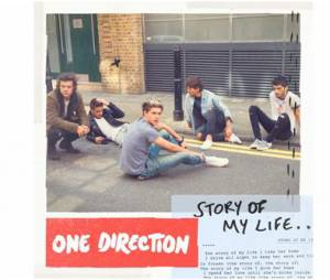 One Direction : Story of My Life, l'audio de leur dernier single
