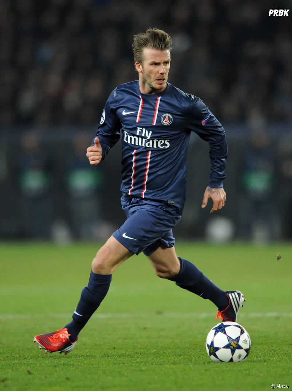 David Beckham ne sera pas pilote de formule 1
