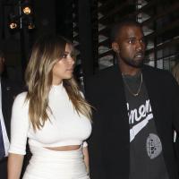 Kim Kardashian et Kanye West, les futurs mariés inséparables