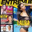 L'île des vérités 3 : Laura sexy bouillante pour la couv' d'Entrevue