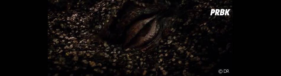 Le Hobbit 2 - la Désolation de Smaug : le Dragon est discret