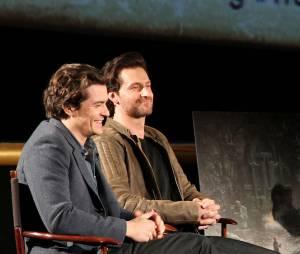 Orlando Bloom reprend son rôle de Legolas pour The Hobbit 2, de Peter Jackson, au cinéma le 11 décembre 2013