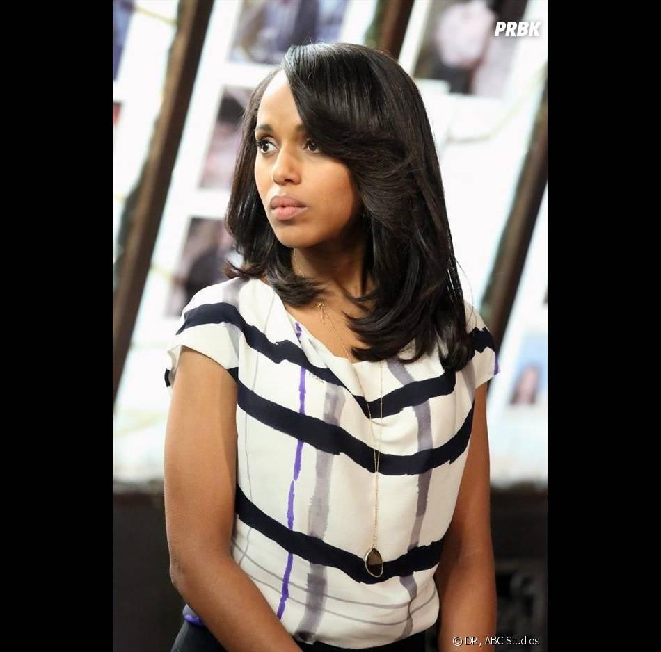 Kerry Washington enceinte : 5 scénarios pour Olivia