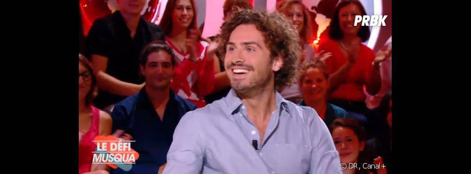 Maxime Musqua, nouvelle recrue de Yann Barthès au Petit Journal depuis la rentrée 2013