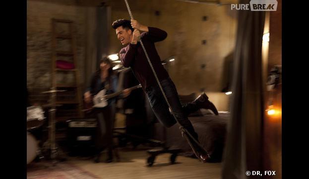 Glee saison 5 : Adam Lambert, nouvelle star de la série
