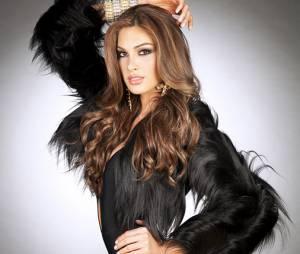 Gabriela Isler, Miss Venezuela a gagné le concours Miss Univers 2013 à Moscou