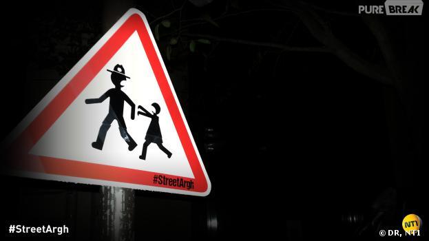 Street Argh : une promo The Walking Dead délirante pour la diffusion de la saison 2 sur NT1