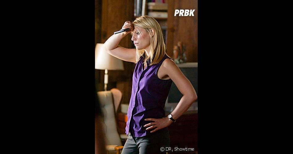 Homeland saison 3 : Carrie va-t-elle révéler sa grossesse à Brody ?